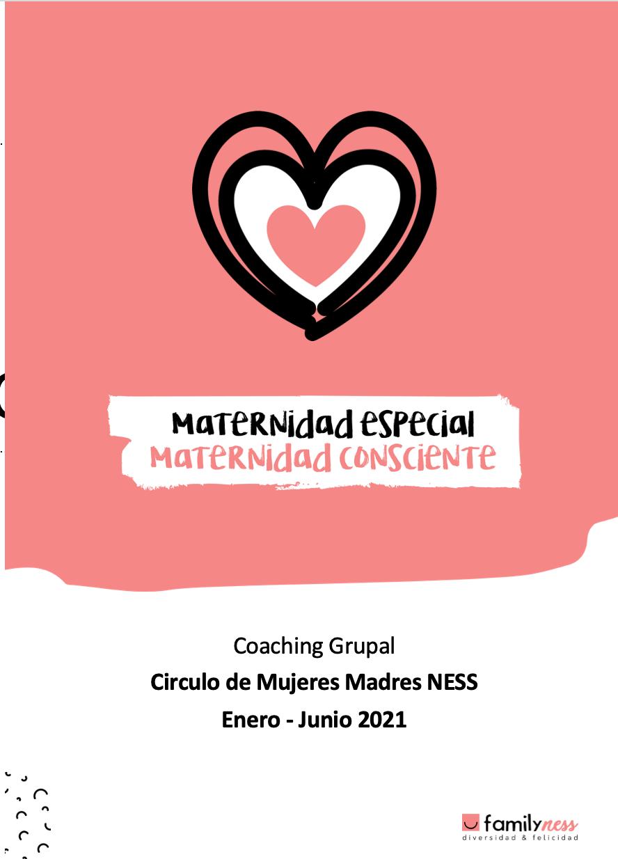 Ciclo de coaching grupal para madres