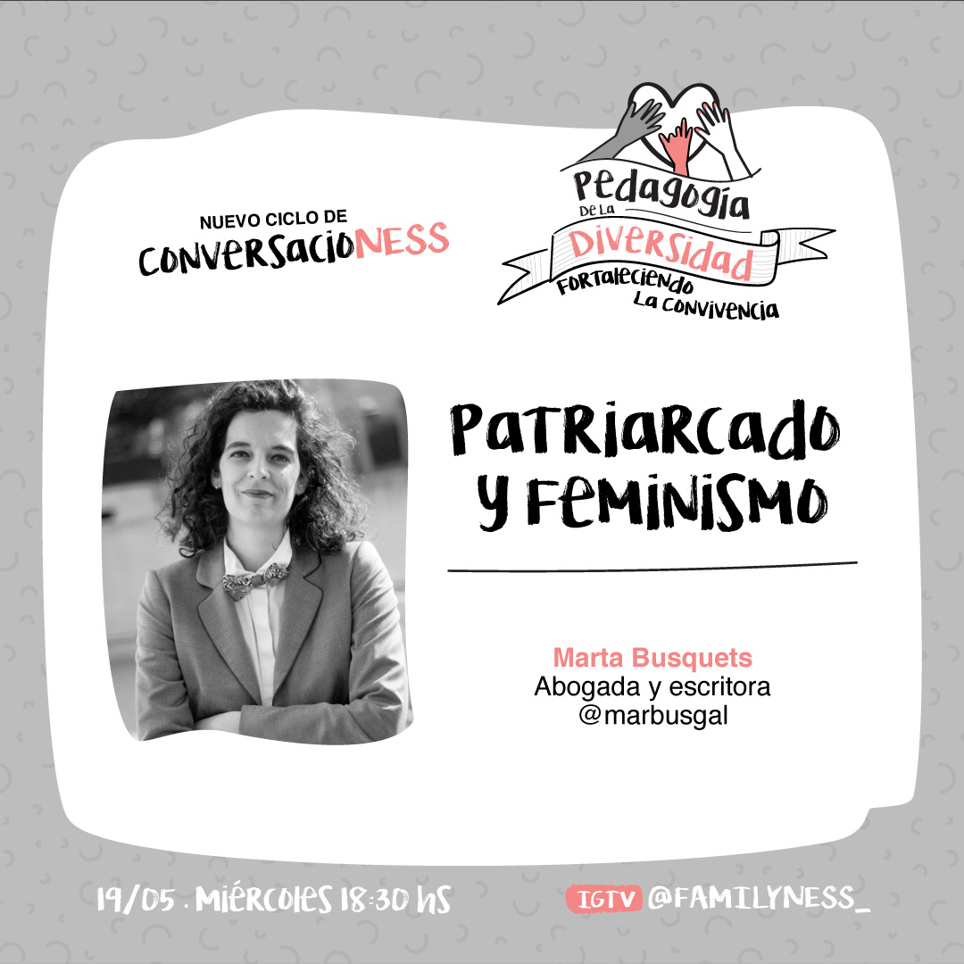 Charla sobre feminismo