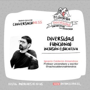 Entrevista a Nacho Calderón Almendros